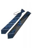 Підліткова краватка з вишивкою (787)