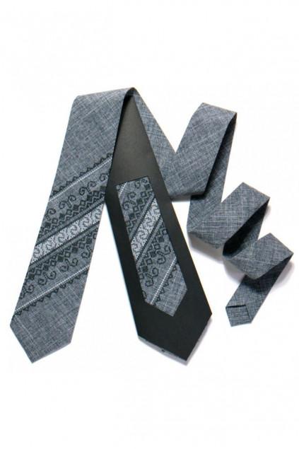 Вишита краватка (728)