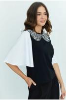 Блуза жіноча трикотажна (096)