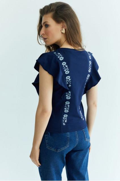 Блуза жіноча трикотажна (098)