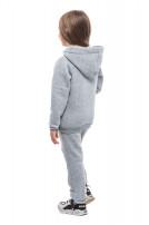 Штани для дітей (Футер з начісом світло-сірий)