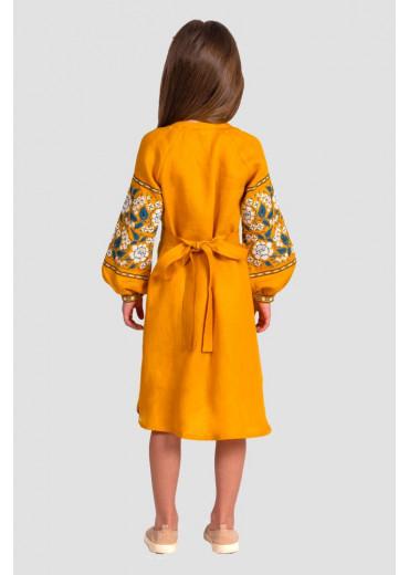 Сукня для дівчинки (6013)