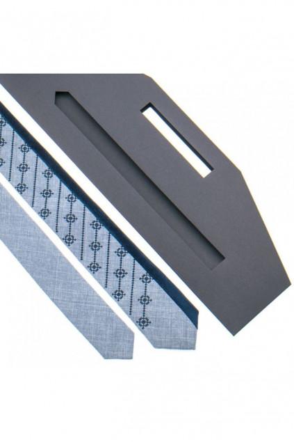 Оригінальна краватка з вишивкою (817)