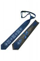 Підліткова краватка з вишивкою (715)
