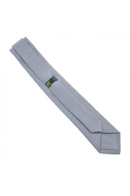 Вишита краватка з льону (927)
