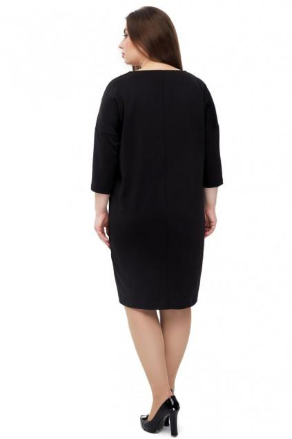 Сукня жіноча Єремія (джерсі чорний)