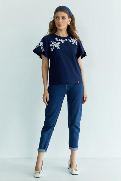 Блуза жіноча трикотажна (094)