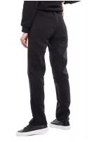 Жіночі штани (Футер з начісом чорний)