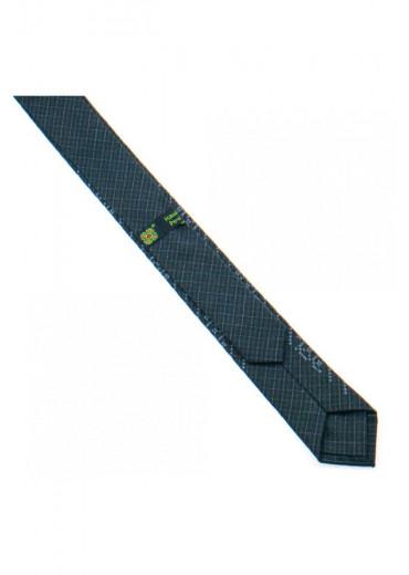 Вузька краватка з вишивкою (837)