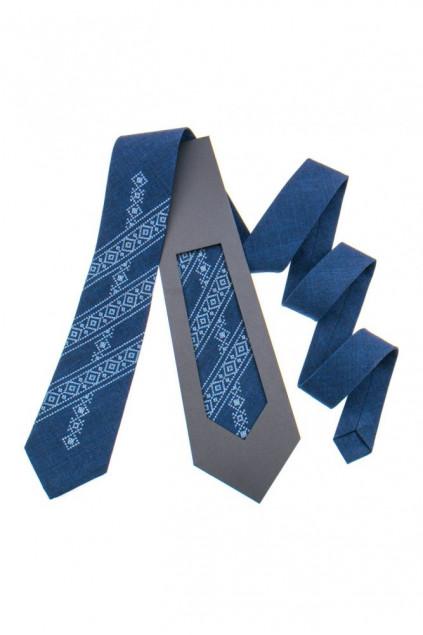 Класична краватка з вишивкою (846)