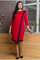 Сукня жіноча Margarita (джерсі червоний)