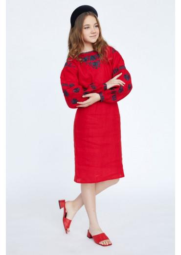 Сукня для дівчинки (002)